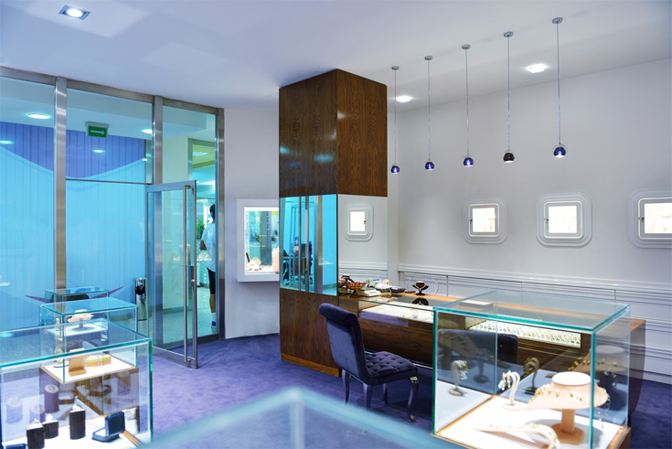 Showroom-Indoor